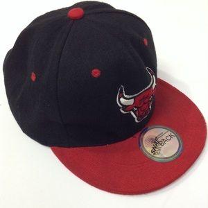 Accessories - Bulls SnapBack